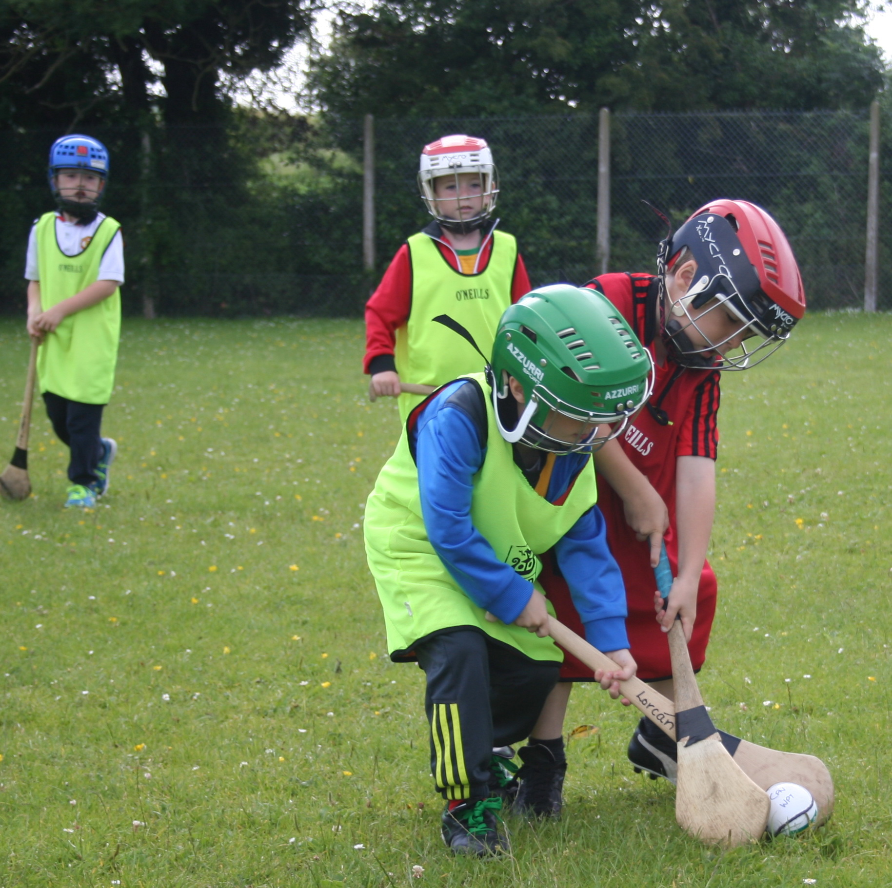 Summer Hurling/Camogie Camp