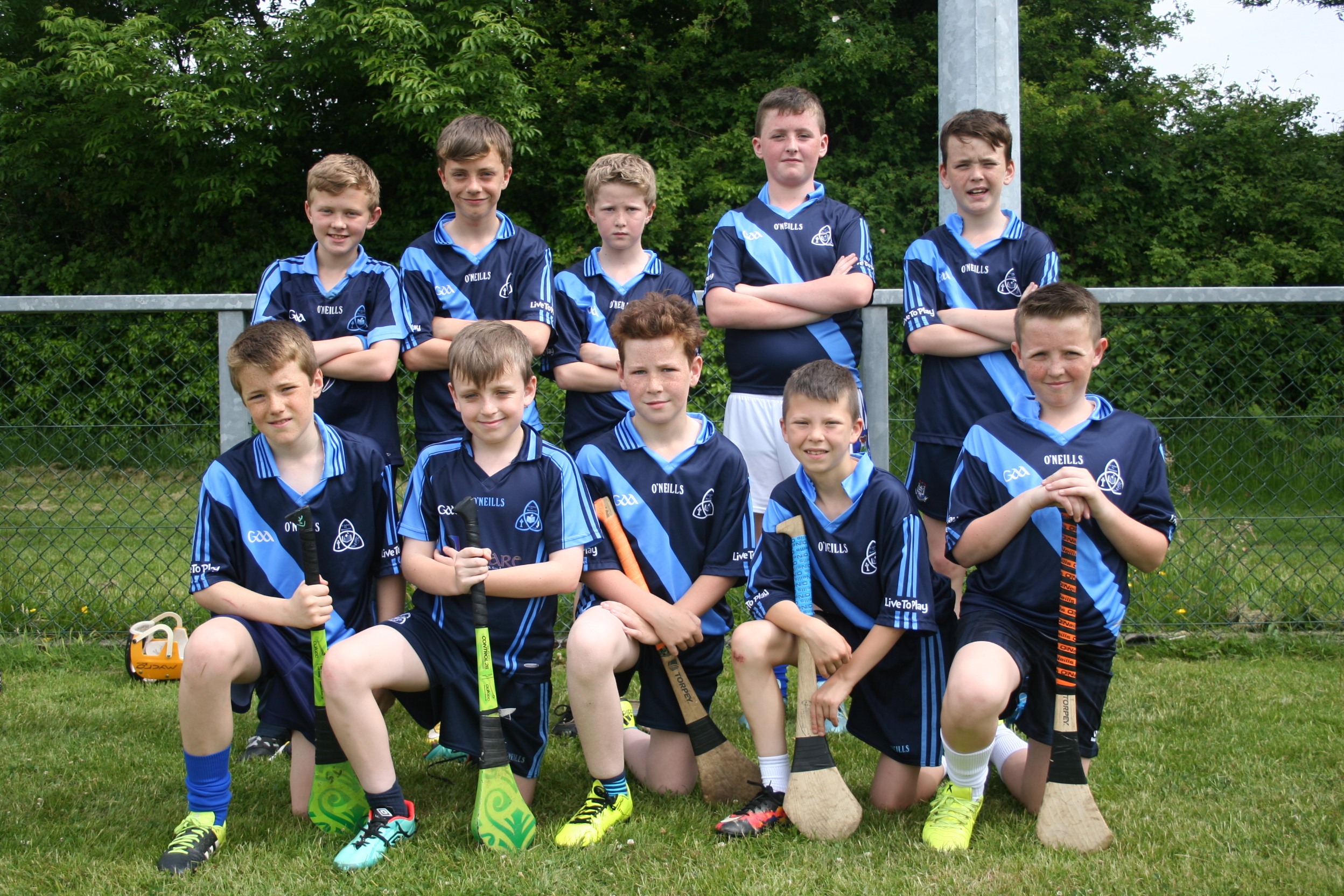 Hurling Blitz a great success for Cumann Pheadaír Naofa