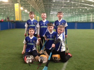 U8 Hurlers in Dundalk